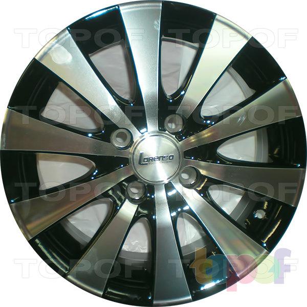 Колесные диски Lorenso 1317. Изображение модели #1