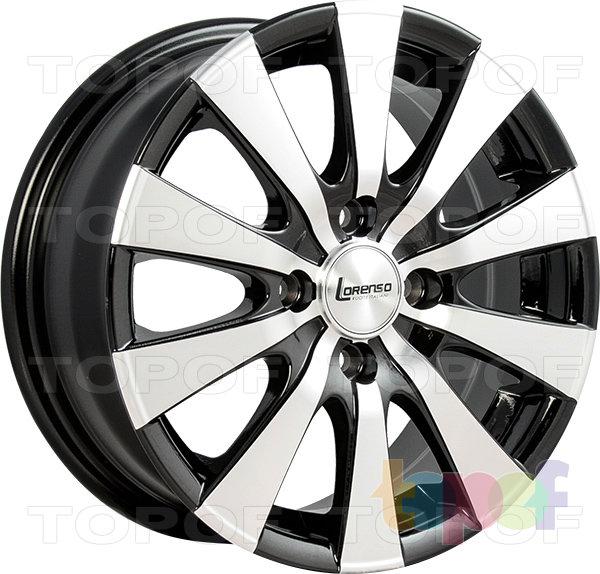 Колесные диски Lorenso 1317. Изображение модели #2