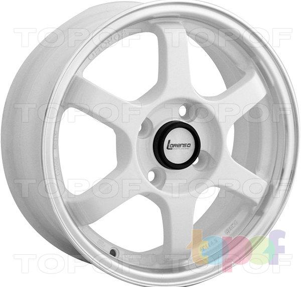 Колесные диски Lorenso 1318. Изображение модели #2