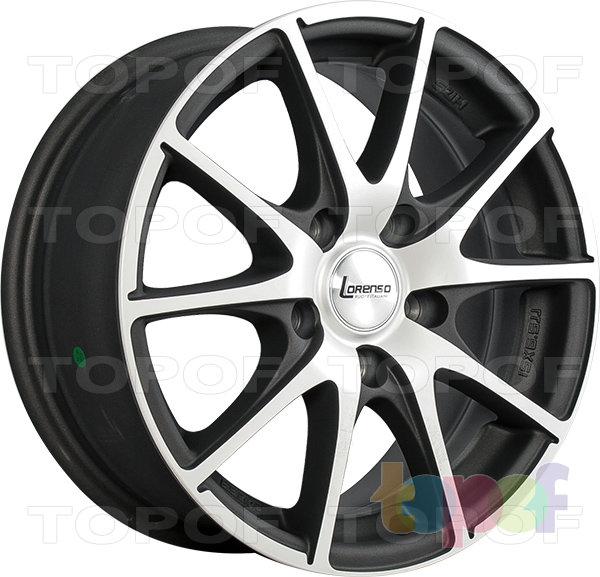 Колесные диски Lorenso 1325. Изображение модели #1
