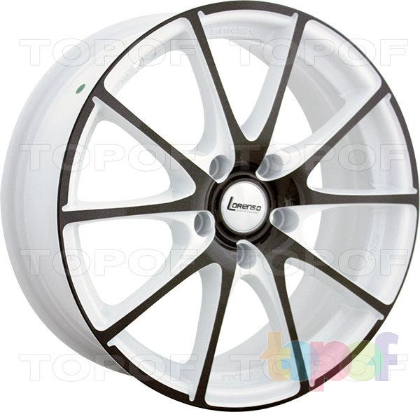 Колесные диски Lorenso 1325. Изображение модели #2