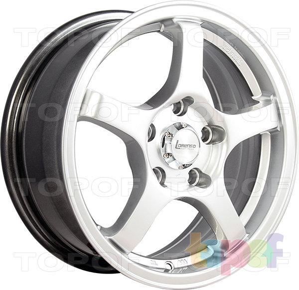 Колесные диски Lorenso 1326