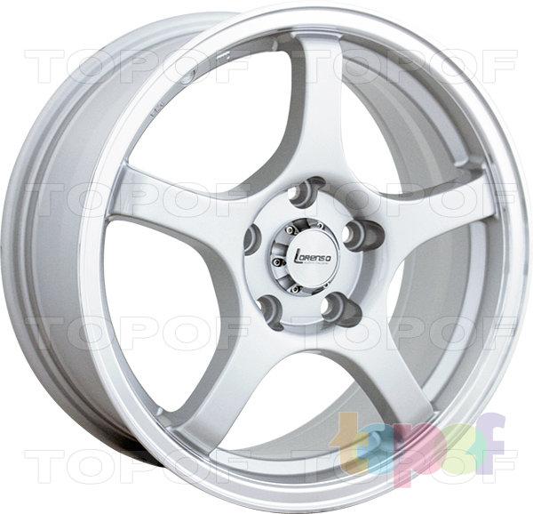 Колесные диски Lorenso 1326. Изображение модели #2