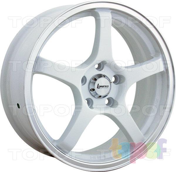 Колесные диски Lorenso 1326. Изображение модели #3