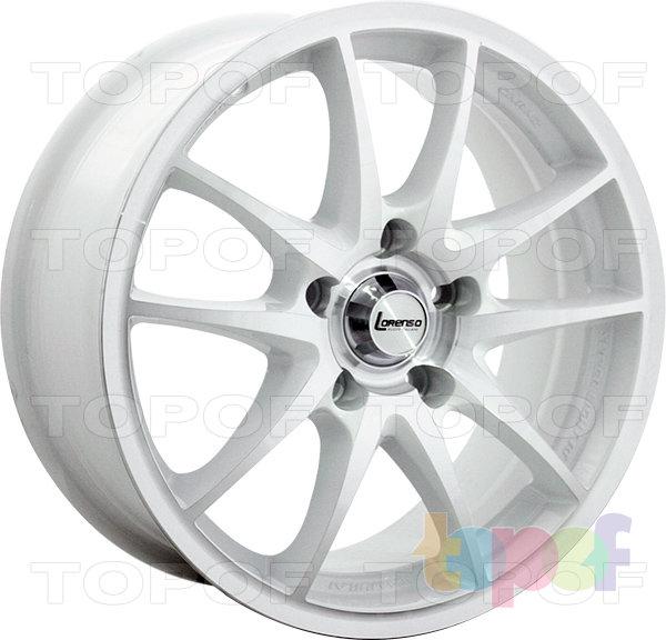 Колесные диски Lorenso 1327. Изображение модели #2