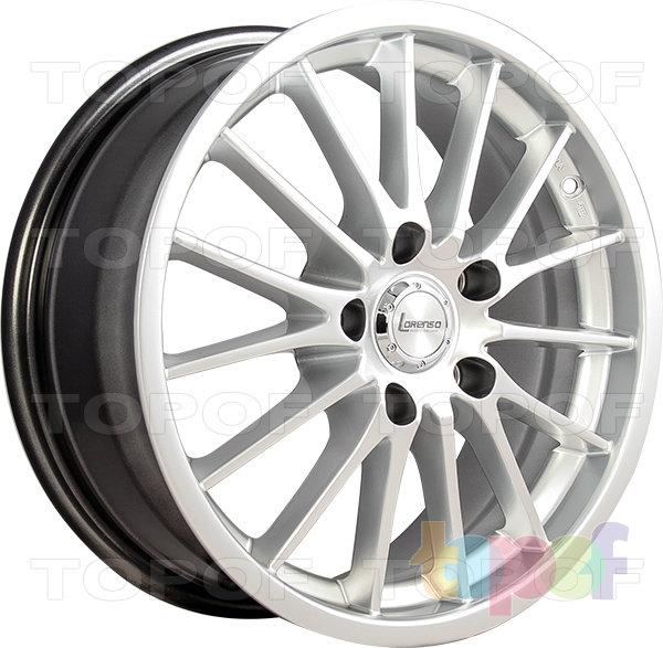 Колесные диски Lorenso 1328