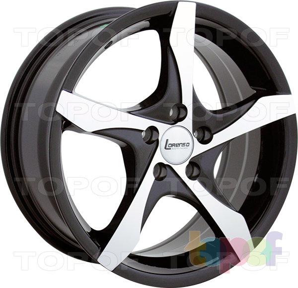 Колесные диски Lorenso 1330. Изображение модели #1