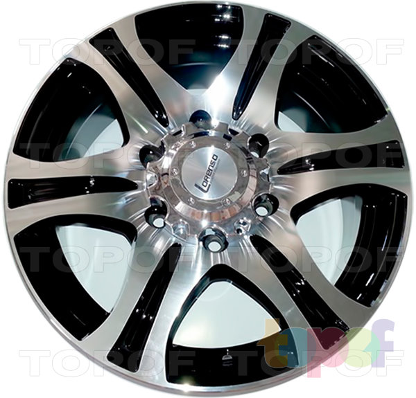 Колесные диски Lorenso 1338