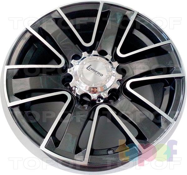 Колесные диски Lorenso 1340
