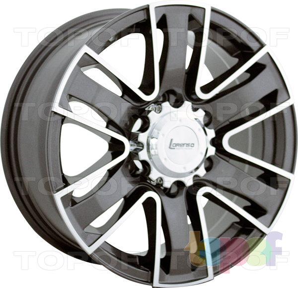Колесные диски Lorenso 1340. Изображение модели #2