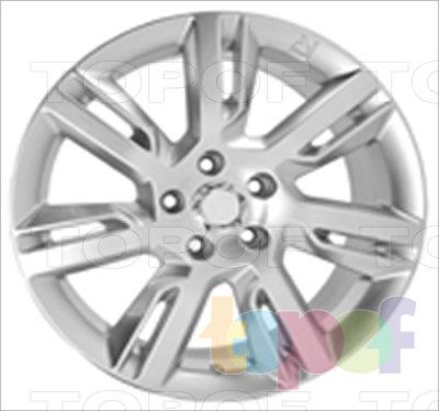 Колесные диски Lorenso 1412. Изображение модели #1