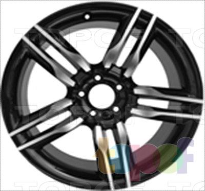 Колесные диски Lorenso 1423. Изображение модели #1