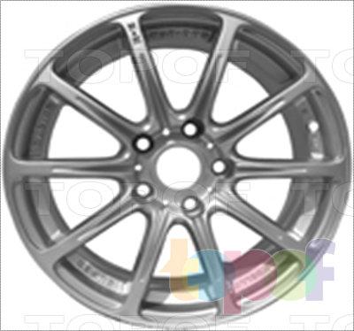 Колесные диски Lorenso 1427. Изображение модели #1