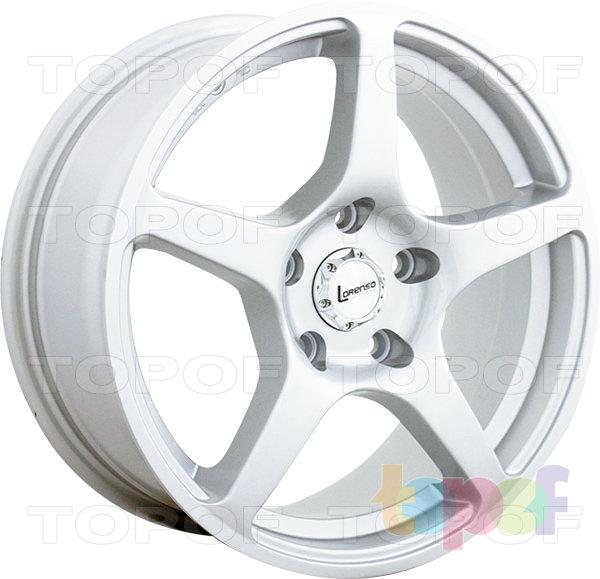 Колесные диски Lorenso 1701. Изображение модели #2