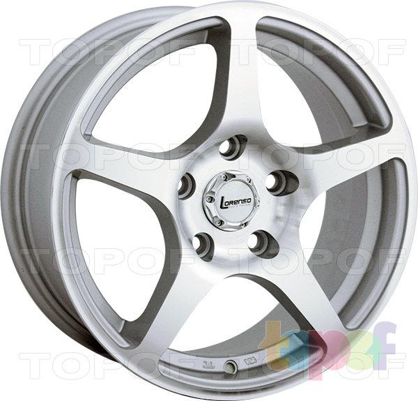 Колесные диски Lorenso 1701. Изображение модели #3