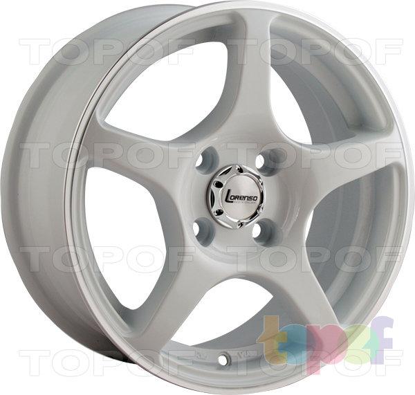 Колесные диски Lorenso 1701. Изображение модели #4
