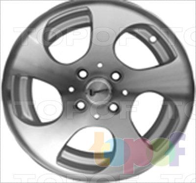 Колесные диски Lorenso 1726. Изображение модели #1