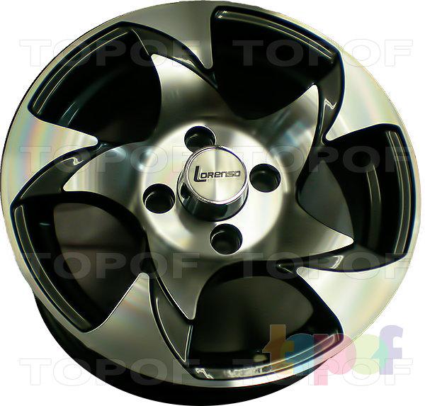 Колесные диски Lorenso 1740. Изображение модели #1