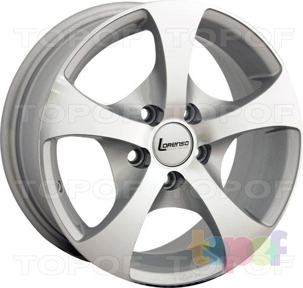 Колесные диски Lorenso 1742. Изображение модели #2