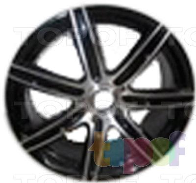Колесные диски Lorenso 1806. Изображение модели #1