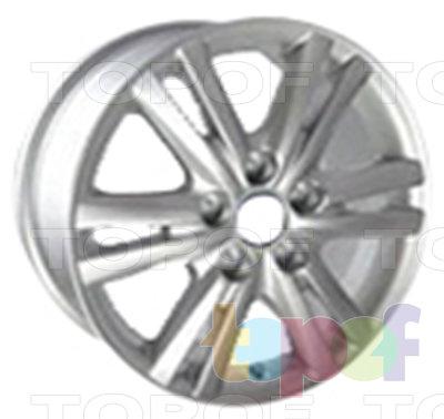 Колесные диски Lorenso 1815. Изображение модели #1