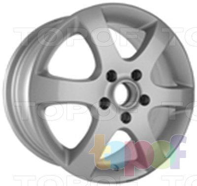 Колесные диски Lorenso 1825. Изображение модели #1