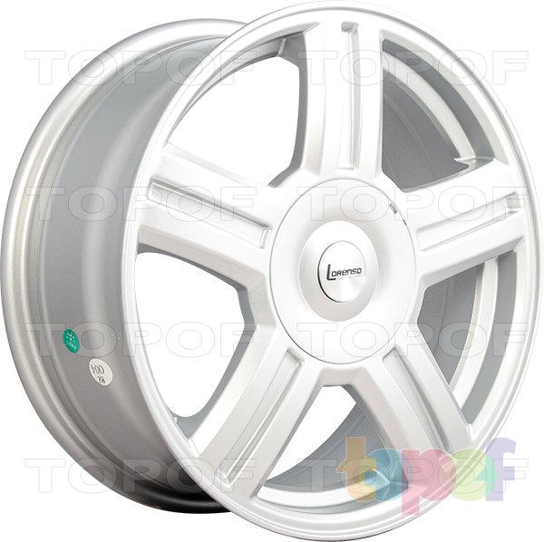 Колесные диски Lorenso 1900