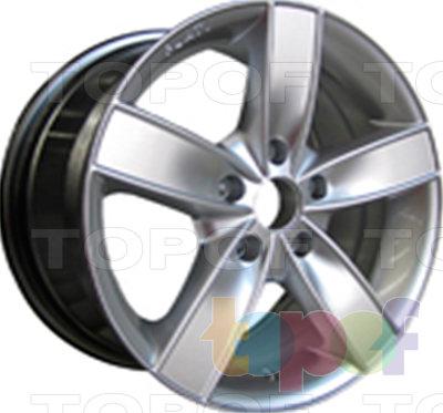 Колесные диски Lorenso 1906. Изображение модели #1