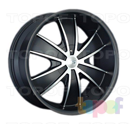 Колесные диски LS wheels 341