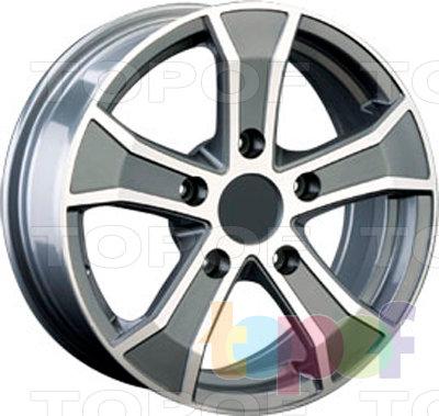 Колесные диски LS wheels A5127