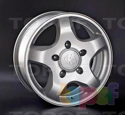 Колесные диски LS wheels A552. Изображение модели #1