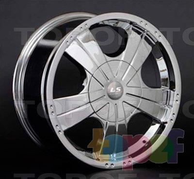 Колесные диски LS wheels AT505. Изображение модели #1