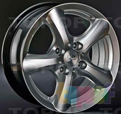 Колесные диски LS wheels AT553