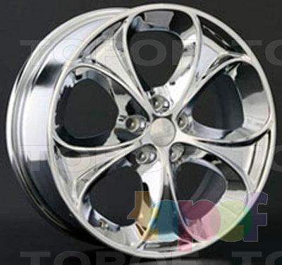 Колесные диски LS wheels AT590