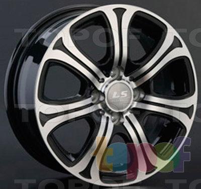 Колесные диски LS wheels AT708. Изображение модели #1