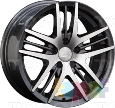 Колесные диски LS wheels BY708. Изображение модели #1