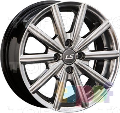 Колесные диски LS wheels BY738. Изображение модели #1