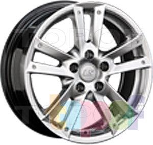 Колесные диски LS wheels BY812. Изображение модели #1