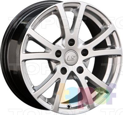 Колесные диски LS wheels BY820. Изображение модели #1