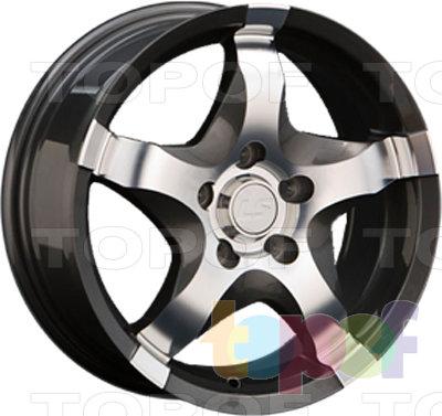 Колесные диски LS wheels CW494. Изображение модели #1