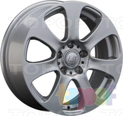 Колесные диски LS wheels CW661. Изображение модели #1