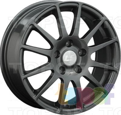 Колесные диски LS wheels CW672. Изображение модели #1
