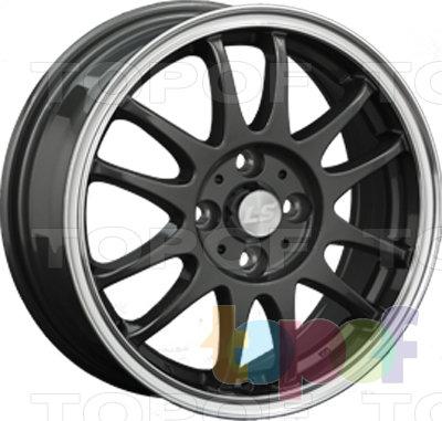 Колесные диски LS wheels CW855. Изображение модели #1