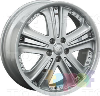 Колесные диски LS wheels CW924. Изображение модели #1