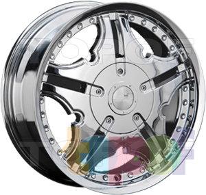 Колесные диски LS wheels JF5117. Изображение модели #1