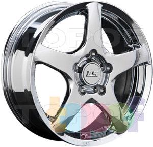 Колесные диски LS wheels JF5135. Изображение модели #1
