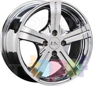 Колесные диски LS wheels JF5159. Изображение модели #2