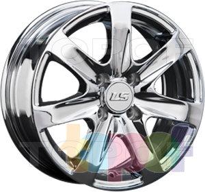 Колесные диски LS wheels JF733. Изображение модели #1