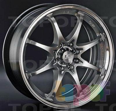 Колесные диски LS wheels K206. Изображение модели #1