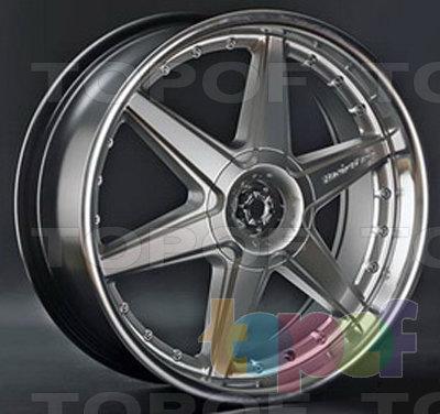 Колесные диски LS wheels K207